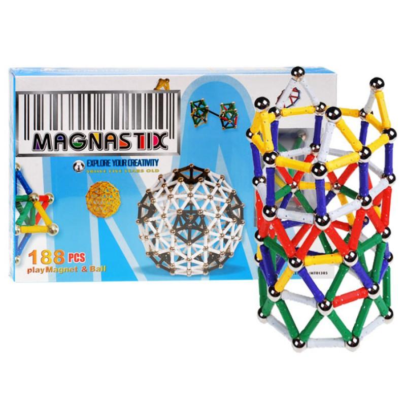 Magnetinė dėlionė 188 dalių