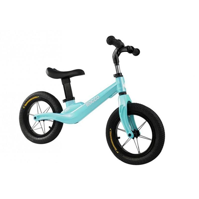 """Balansinis dviratukas """"Rocco"""", šviesiai mėlynas"""