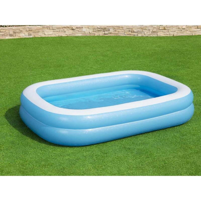 Pripučiamas baseinas Bestway 262 x 175 x 51 cm