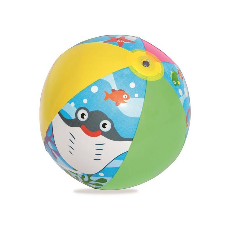 """Pripučiamas baseinas """"Nemo"""" + kamuolys + ratas, Bestway 122 x 20  cm"""