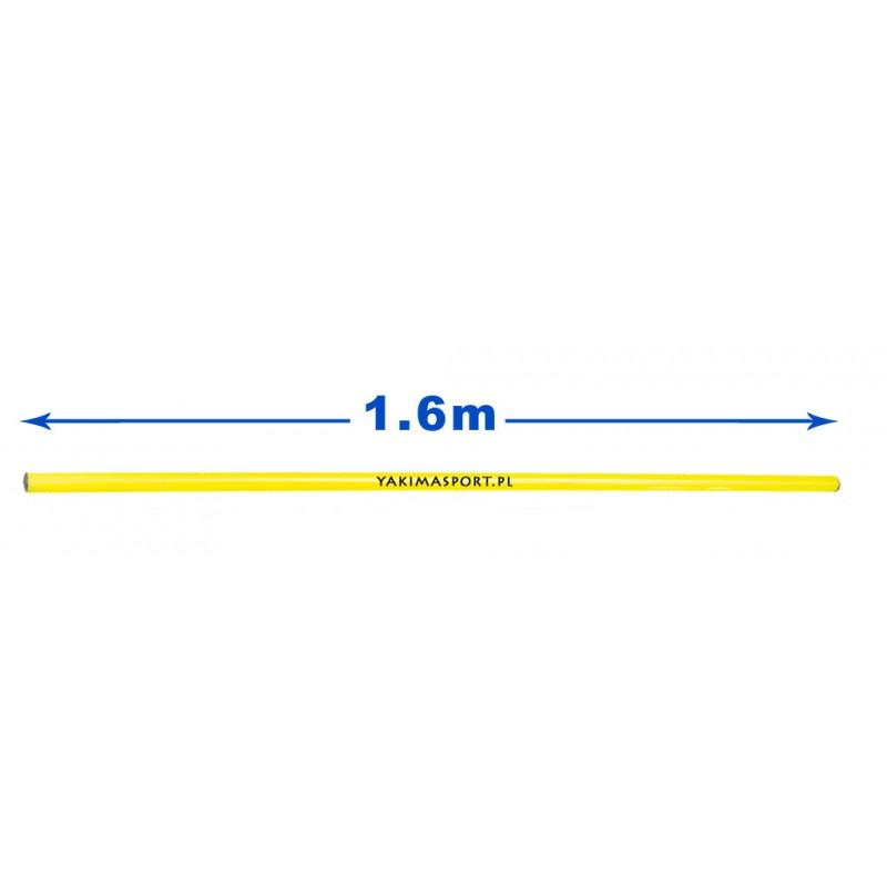 Sporto slalomo lazdos (1,6m)