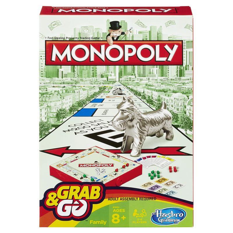 """HAS Kelioninis žaidimas """"Monopolis"""""""