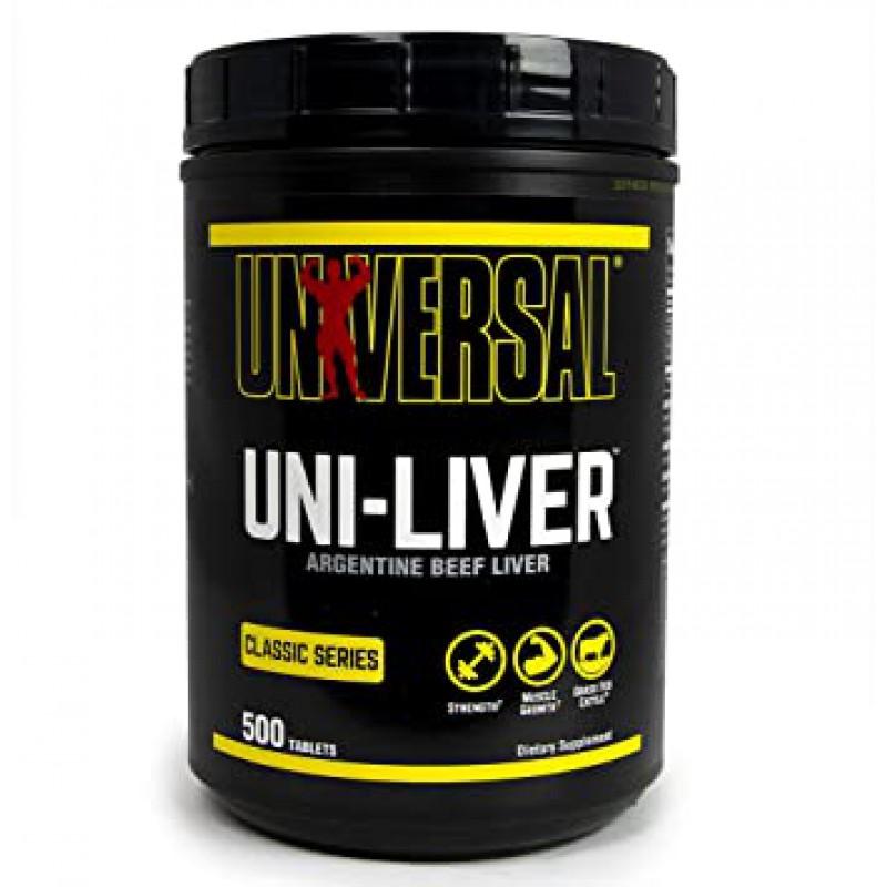 Universal Nutrition Uni Liver 250 tab.