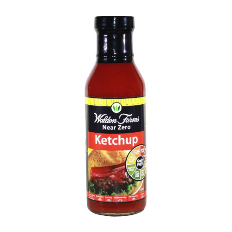 Walden Farms Ketchup (kečupas) 340 g.