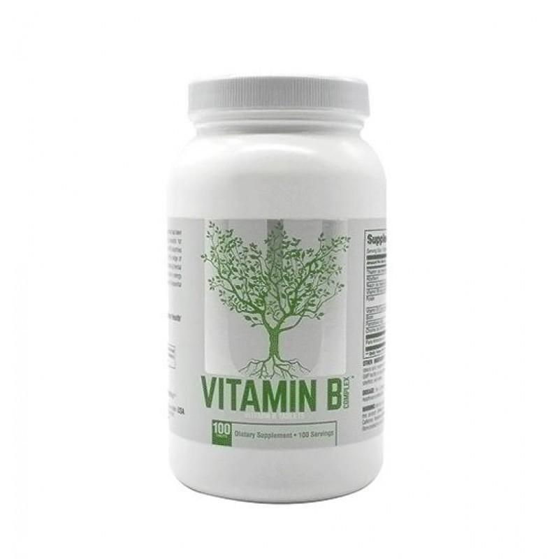 Universal Nutrition VITAMIN B COMPLEX 100 tab.