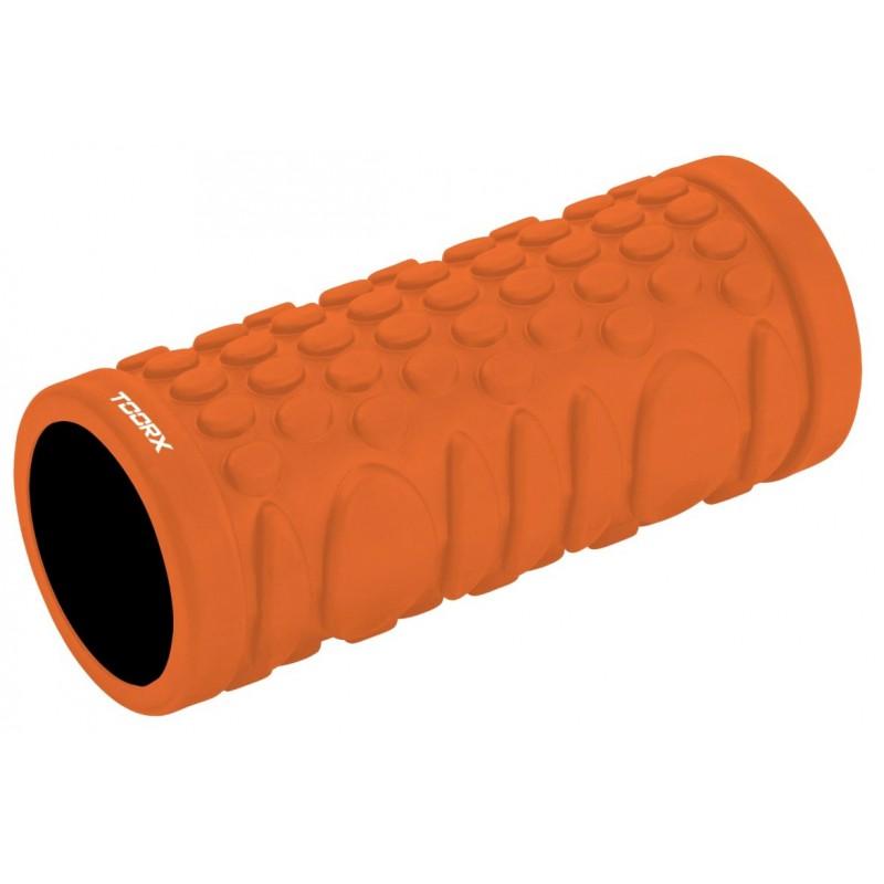 Volas masažinis AHF-061 33cm D14cm Orange/Black